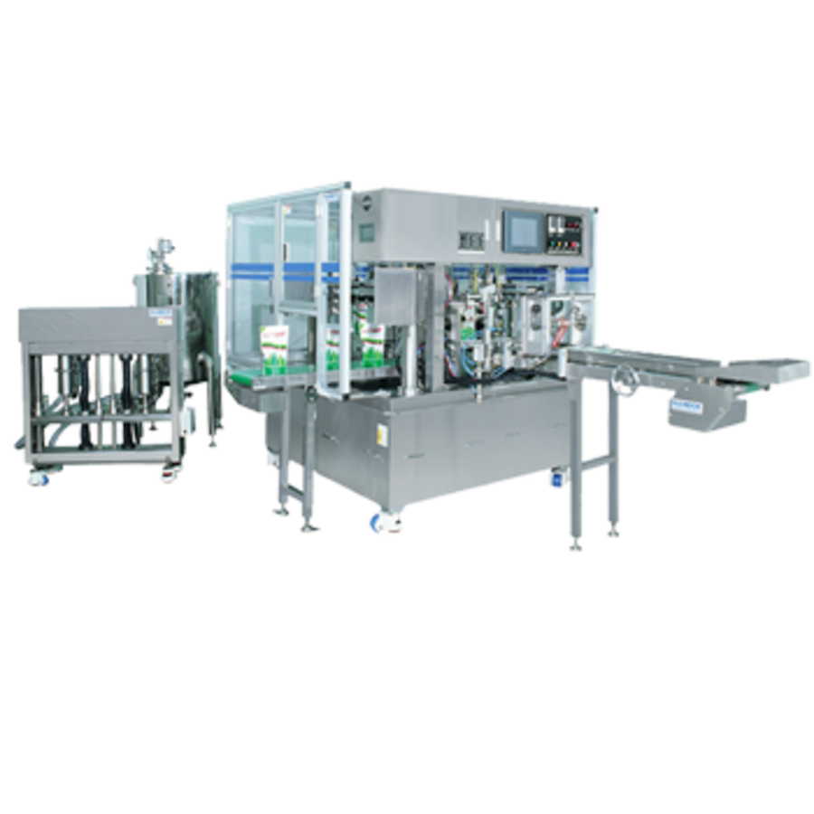 Rotary Pouch Packing Machine-5