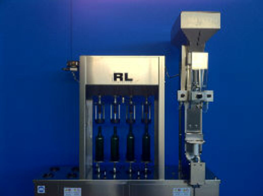 Semiautomatic Bottling Systems-2