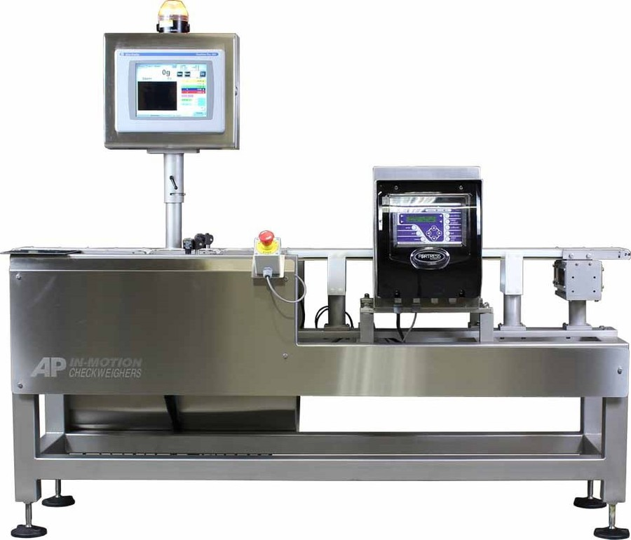 In-Motion Checkweigher Inspection Systems-2