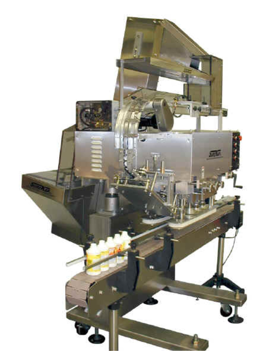 SK6000-BF6 Fully Automatic Capper-4