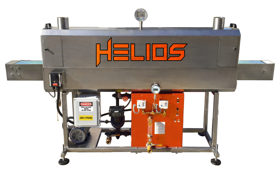 Helios Steam Shrink Tunnel-2