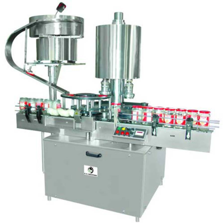 Screw Capping Machine-2